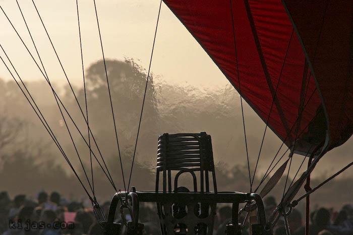 Kijas Hot Air Balloon Heat