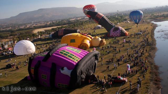 Kijas Hot Air Balloon Flight