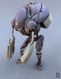 Original Concept by Keith Thompson