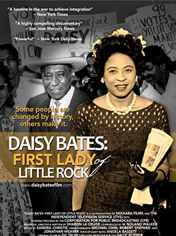 Daisy Bates - First Lady of Little Rock.