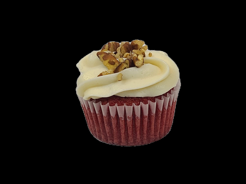 Jumbo Red Velvet Cupcake