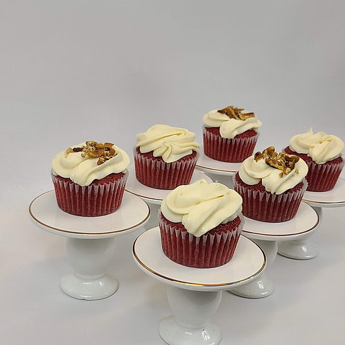 Red Velvet Cupcakes - A Perfect Serving of Deliciousness