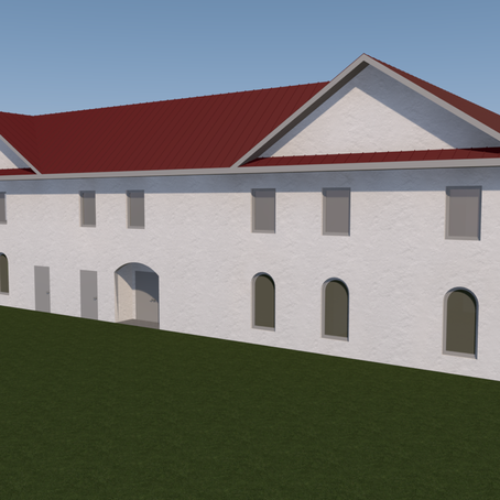 Building Pland for Salih Self Development Center.