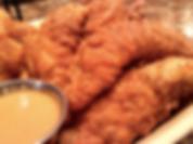 Chicken Tenders, Fries, Brandon's Big Play
