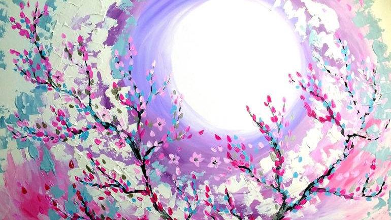 Hadassah Beauty Japanese Cherry Blossom Shea Butter