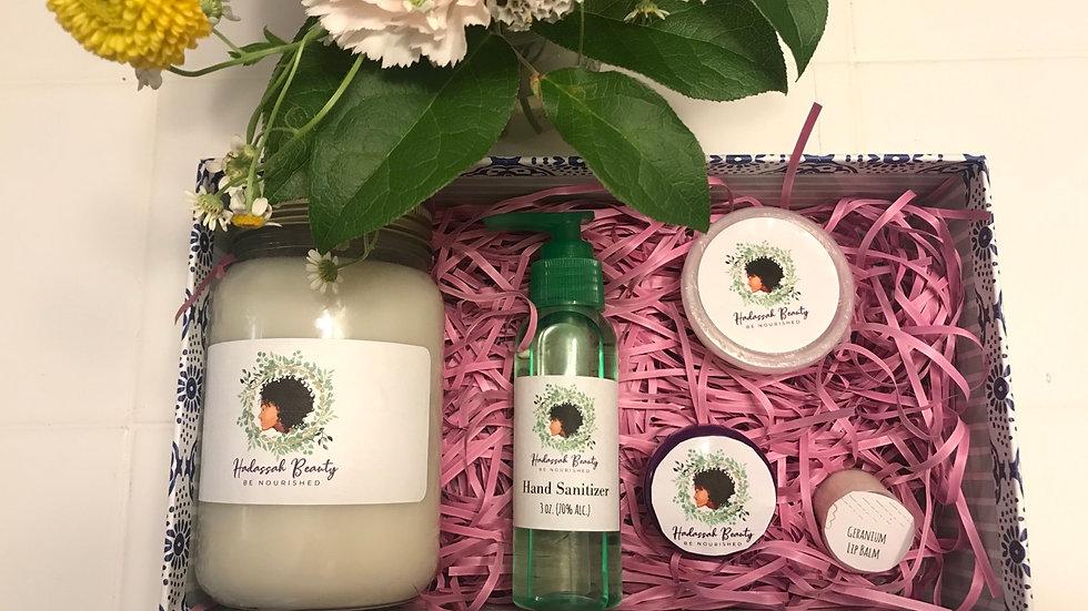 Hadassah Beauty Nourishing Gift Box