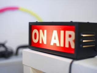 武田厚司理事が静岡のラジオ番組に出演します