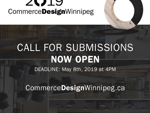 CommerceDesignWinnipeg 2019 Now Open!