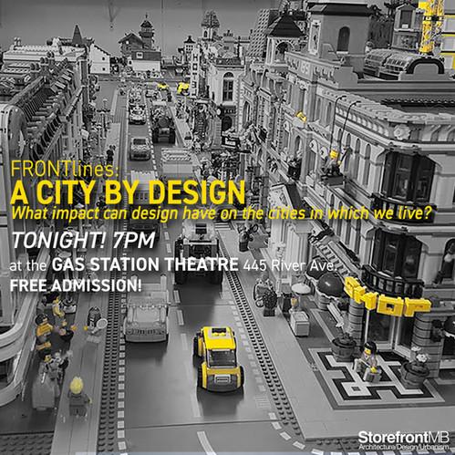A CITY BY DESIGN