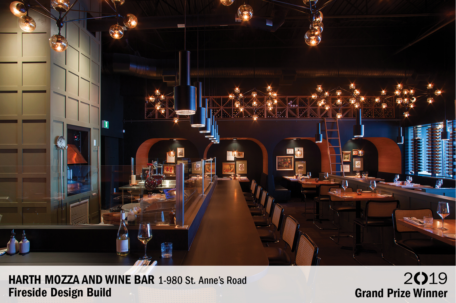 Harth Mozza & Wine Bar
