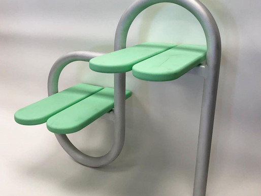 PIICNIIC Bench mock-up by Shapes Industries