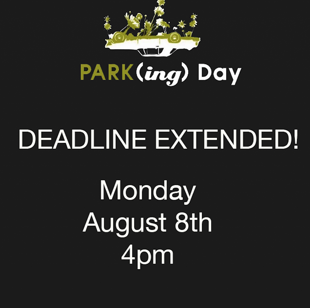 parking day extended