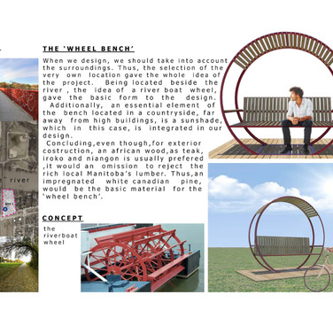The Wheel Bench