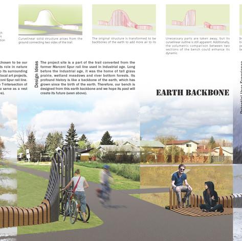 Earth Backbone
