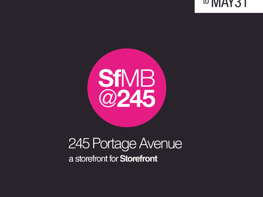 SfMB is coming to 245 Portage Avenue