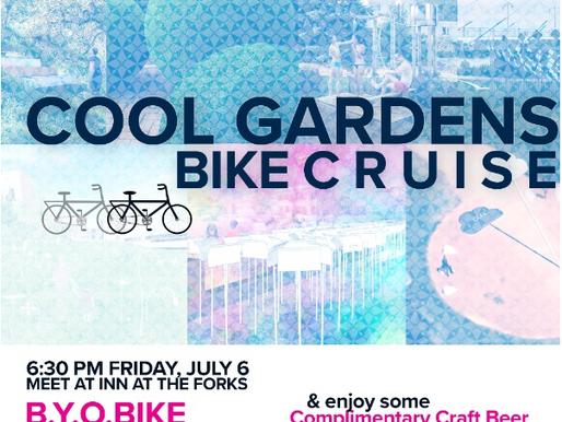 Cool Gardens Bike Cruise 2018