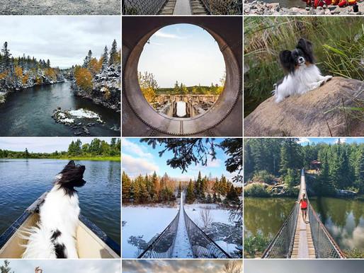 Benchmark 2020 Site 2: Pinawa, Manitoba