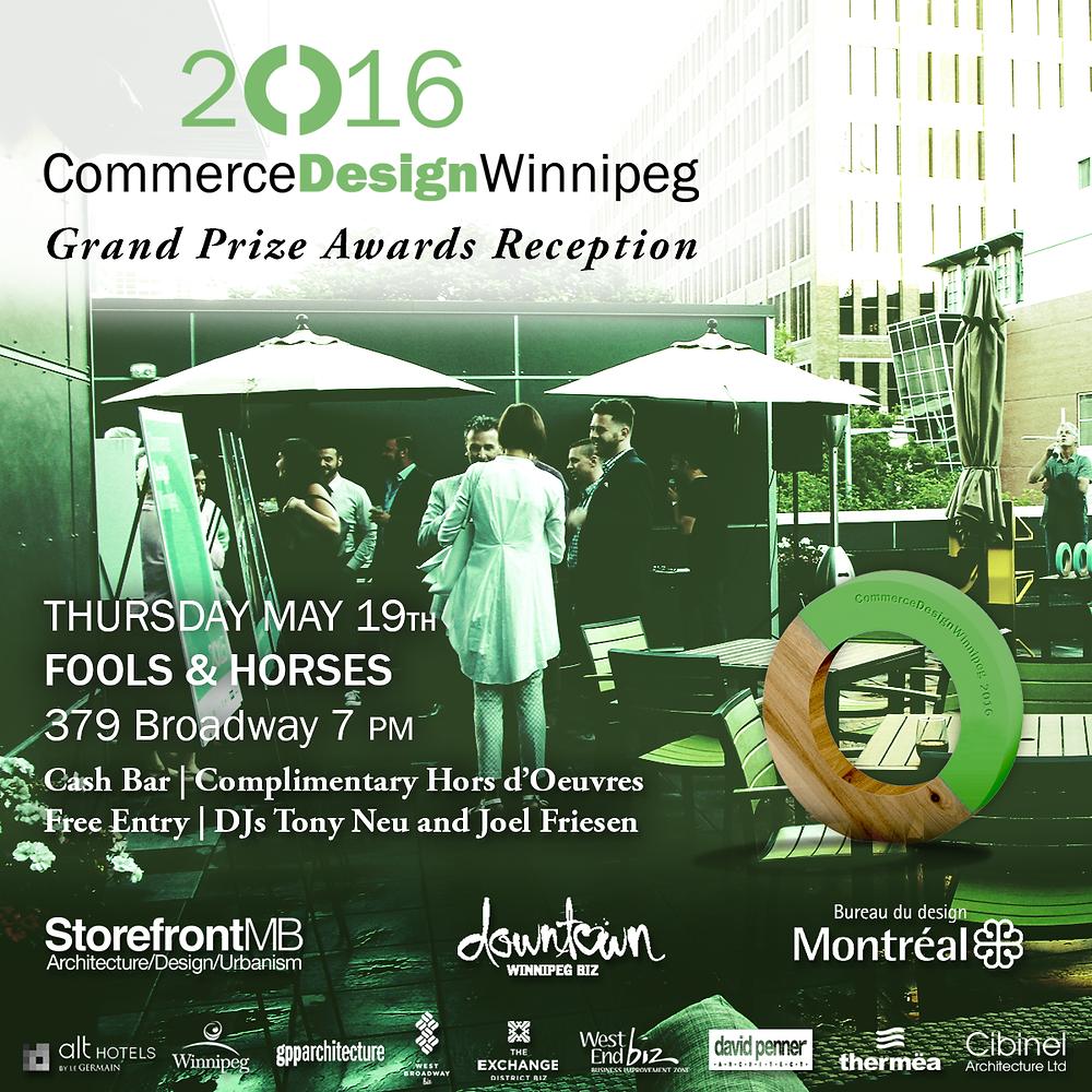 CDW_Award Reception