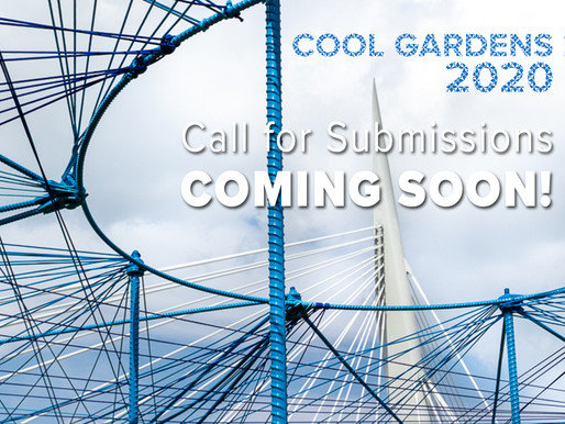 Cool Gardens 2020 Coming Soon!