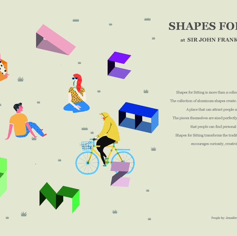 Shapes for Sitting