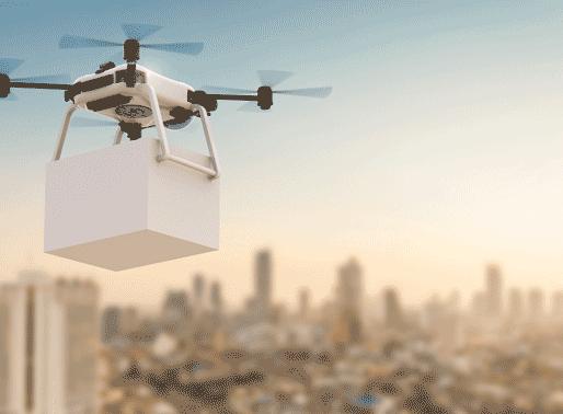 Le commerce de proximité & livraison par drone comme nouvelle approche pour le dynamisme du commerce