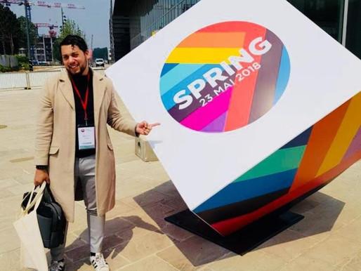 Hdrones x Paris-Saclay Spring
