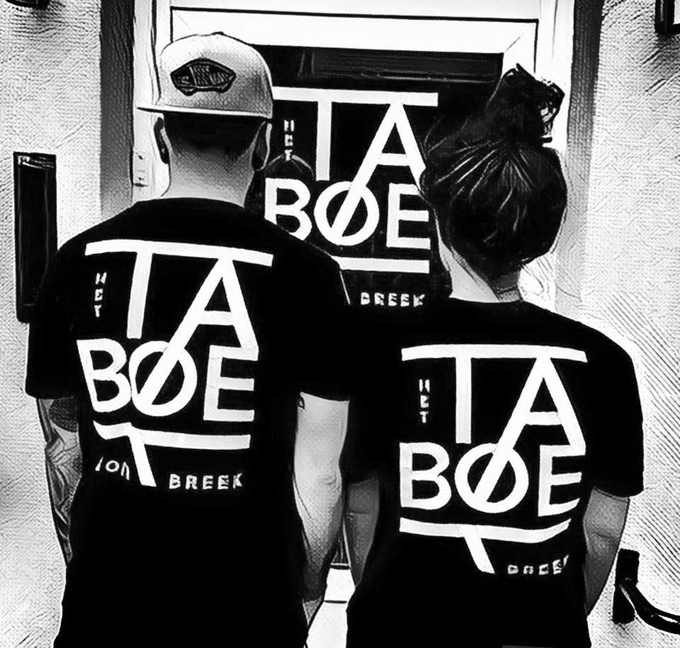 Taboe-shirt
