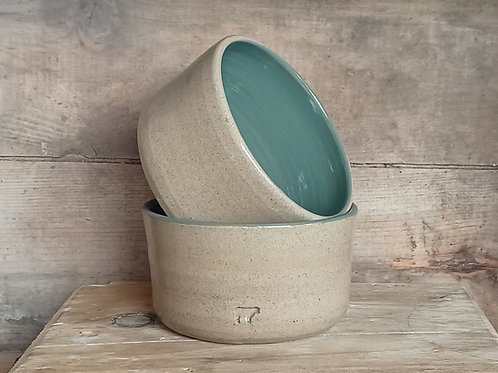 Set of two Chunky Cereal Bowls