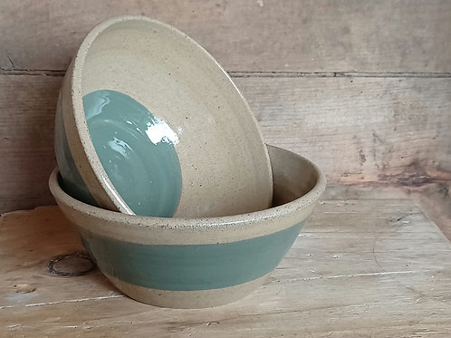 Set of Two Cereal Bowls