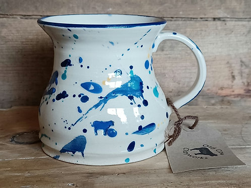 Old Cow Unique Hand Painted Mug