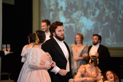 Chorus, La traviata