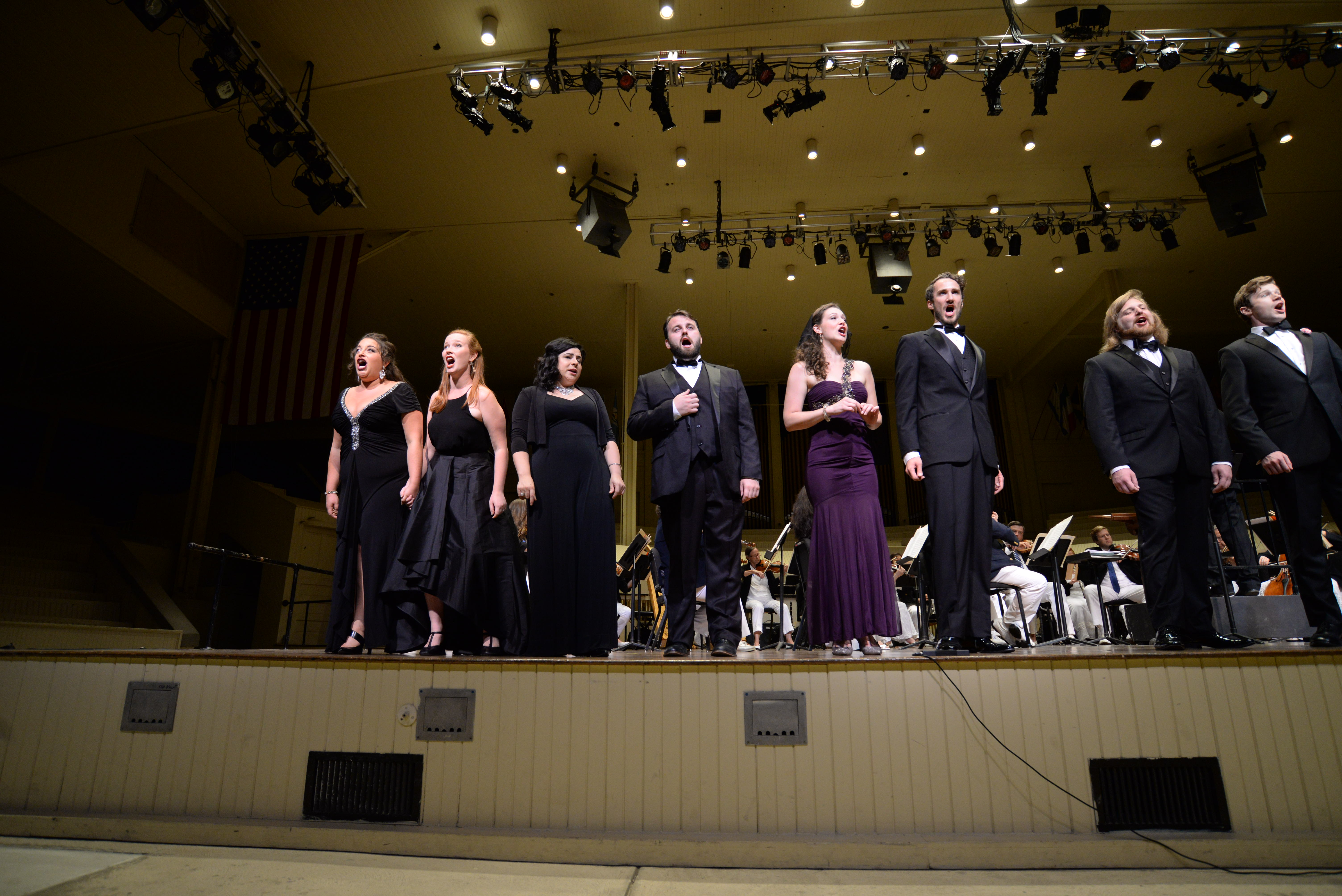 Opera Highlights Concert, Chautauqua