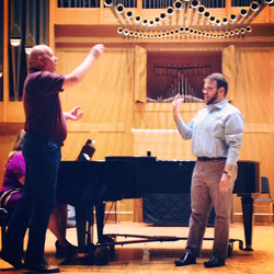 Masterclass with Alan Held