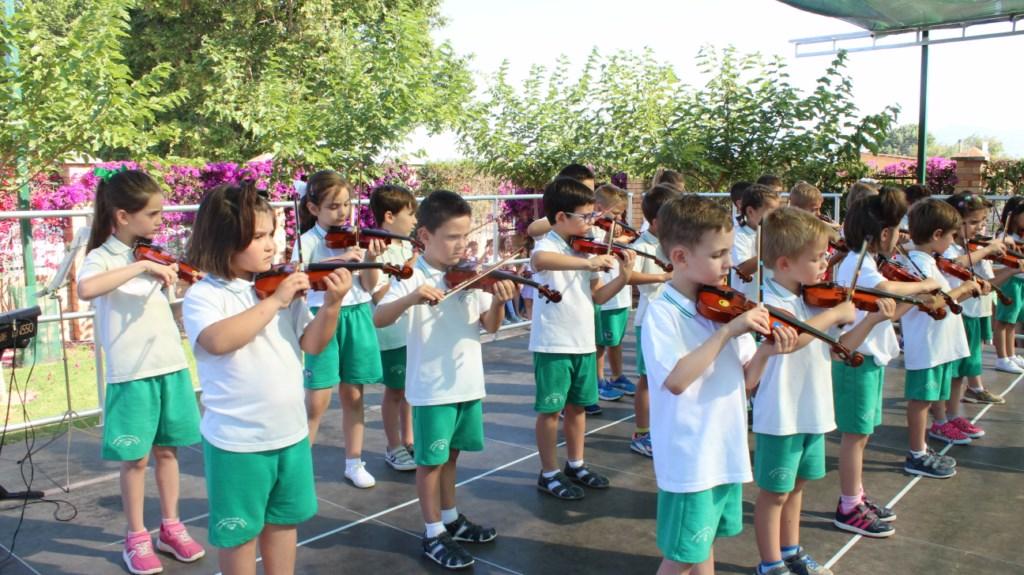 Violines 5 Años