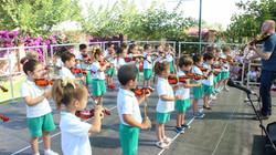 Violines 4 años
