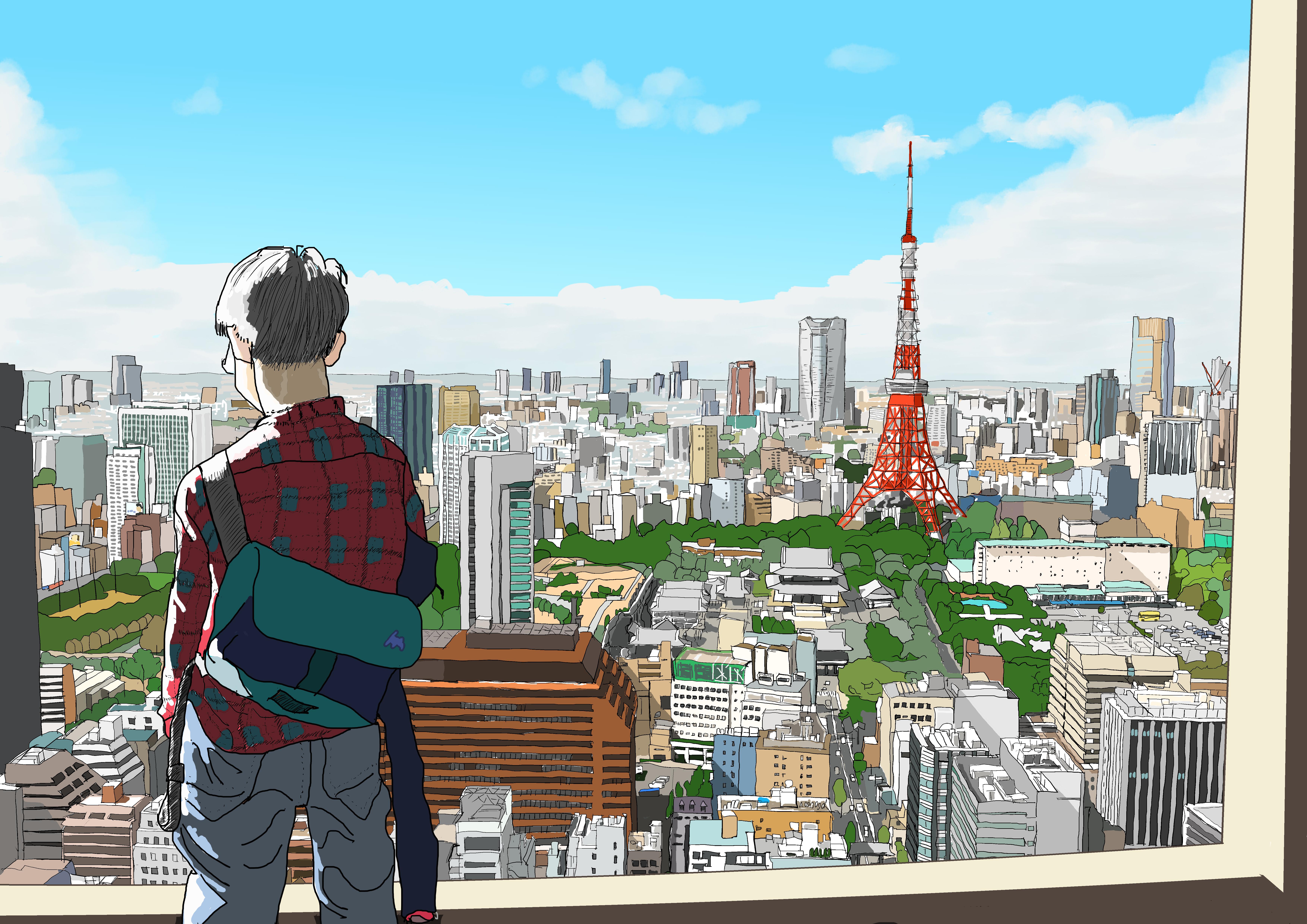 TOKYO BOY 2015