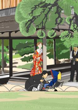 HAPPY WEDDING PHOTO in OKAYAMA