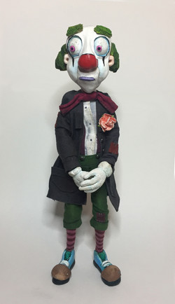 Clown Second Version with Jacket