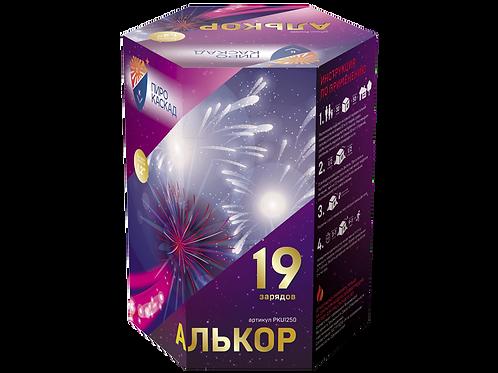 """Батарея салютов """"АЛЬКОР"""""""