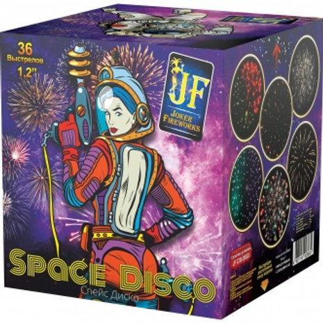 """Батарея салютов """"SPACE DISCO"""""""