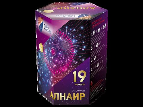 """Батарея салютов """"АЛНАИР"""""""