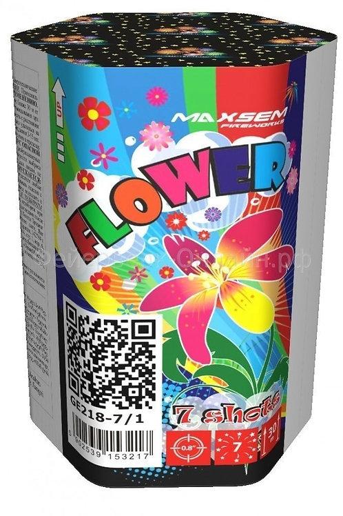 """Батарея салютов """"FLOWER"""""""