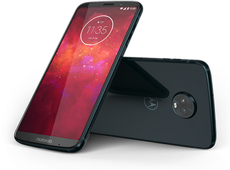 Moto Z3 Play announced; slim profile with some new camera features