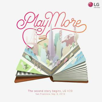 LG V20 Announcement