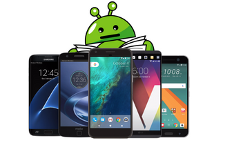 The Android Report Smartphone of the Year (2016 edition)