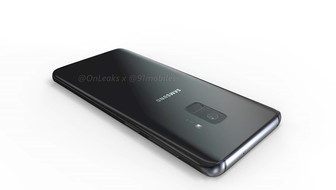 Samsung Galaxy S9/S9+ renders and potential announcement date leaked