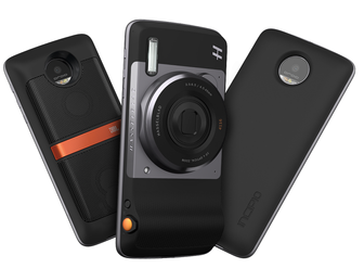 Exclusive: Two more Moto Mods coming next month