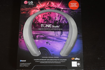 120 Second Review: LG Tone Studio