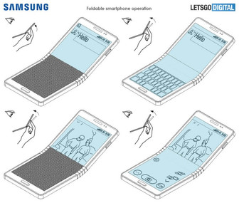 REPORT: Samsung foldable smartphone to arrive early in 2019