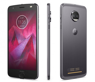 Moto Z2 Force Edition announced